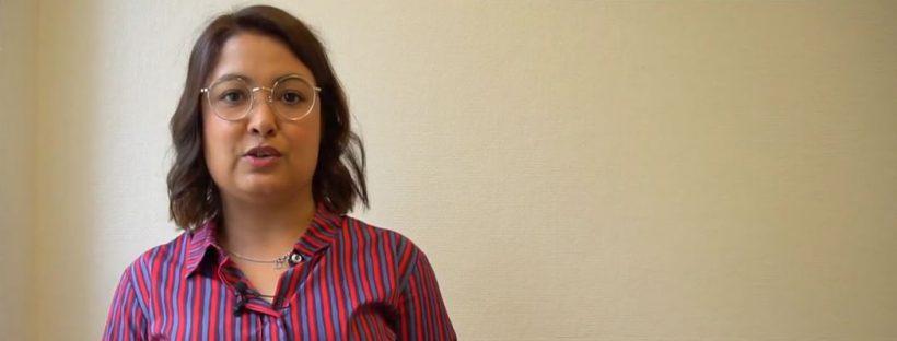 Psykoterapeutti Mira Talala.