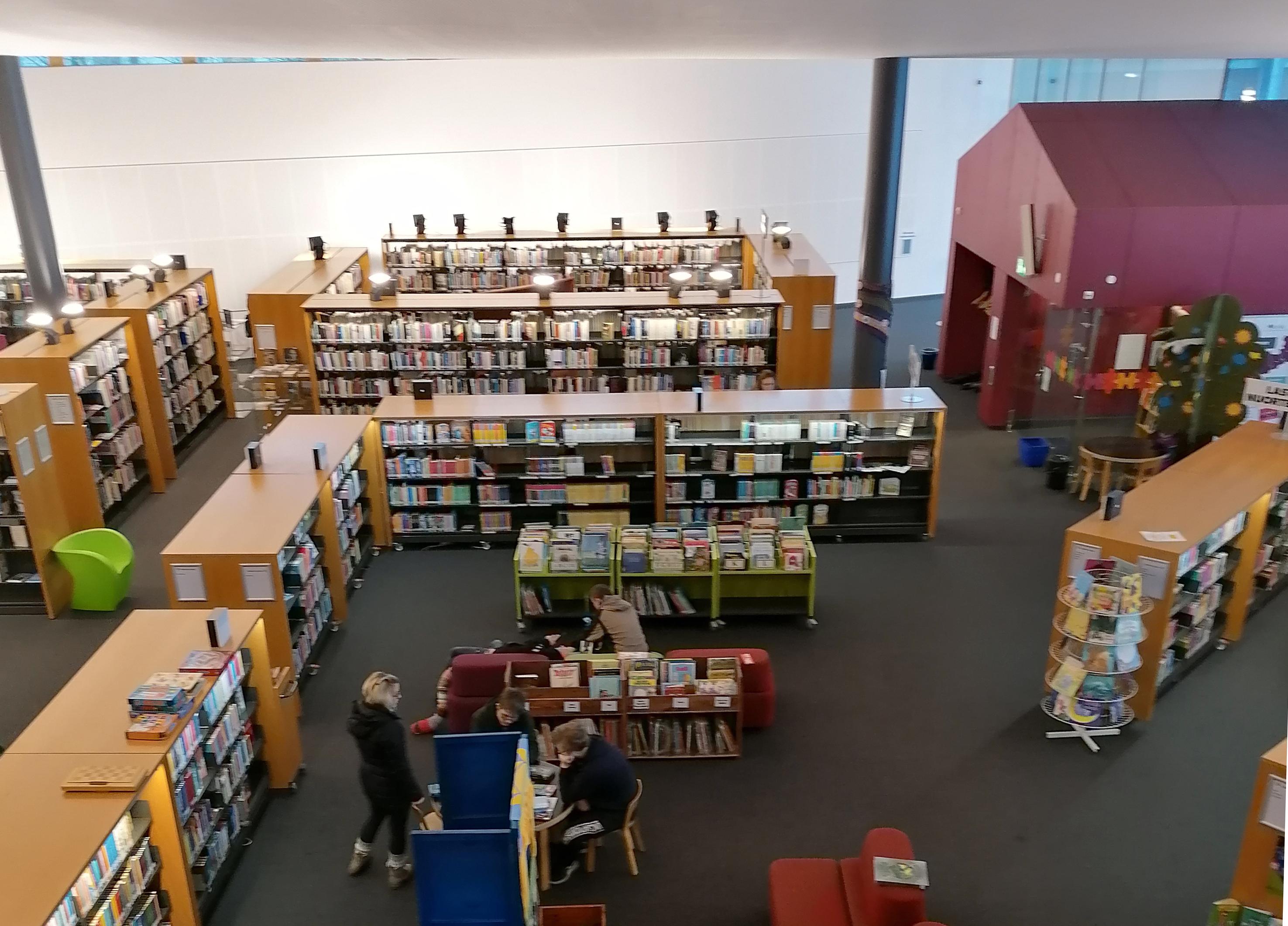 Limingan kirjasto.