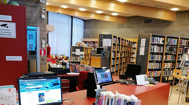 Lumijoen kirjasto
